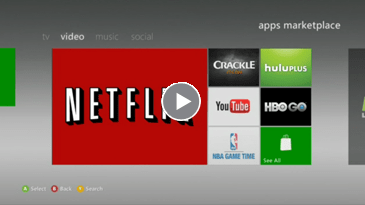 Image result for xbox netflix