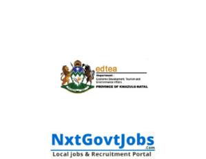 Best KZN Dept of Economic Development Internship Programme 2021 | Graduate internship
