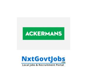 Best Ackermans Internship Programme 2021 | Graduate internship