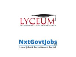 Download Lyceum College prospectus pdf