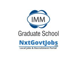 Download IMM Graduate School prospectus pdf