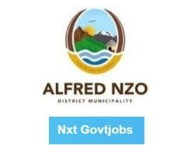 Alfred Nzo Municipality Vacancies 2021 - Apply for Jobs in Alfred Nzo District Municipality