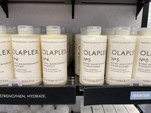 【優秀シャンプー】ローラもおすすめ「OLAPLEX(オラプレックス)」で髪質改善!SEPHOLAでも買える