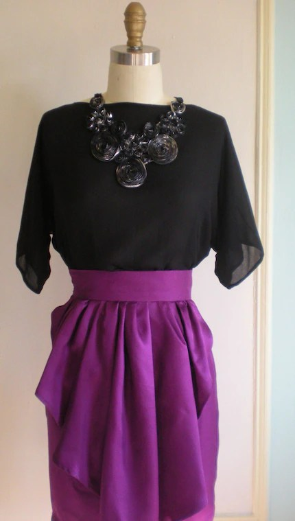 Weekend Art Walk Skirt and Top Bundle