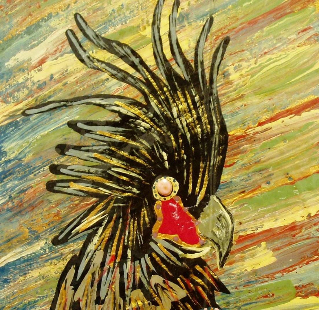 Black Bird of Key Largo