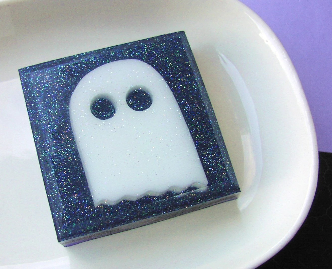 Mr. Boo the Soap Ghost