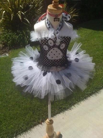 Dalmatian Puppy TuTu Set