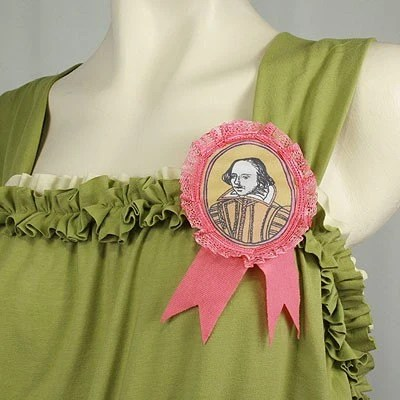 shakespeare dress