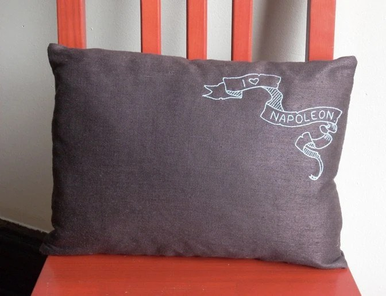 Napoleon cushion