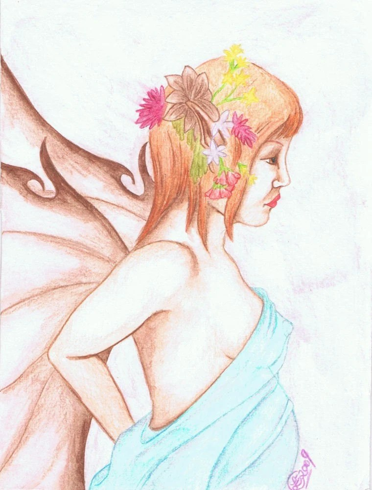 A Faerie Miracle Original SFA on ETSY