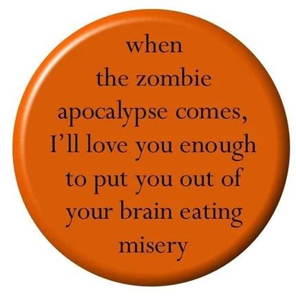 Geekdetails zombie button $3