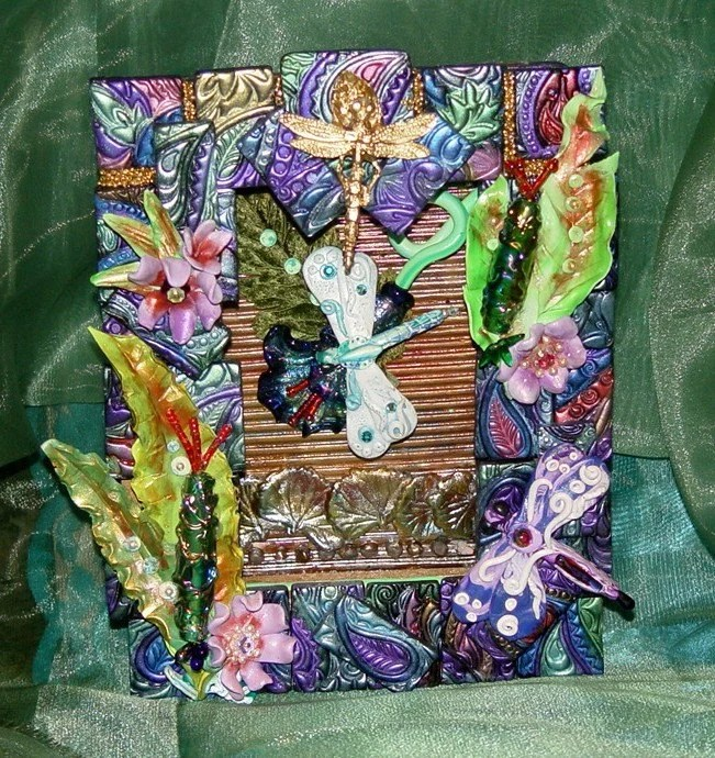 Dragonfly Rhapsody Shadowbox Shrine