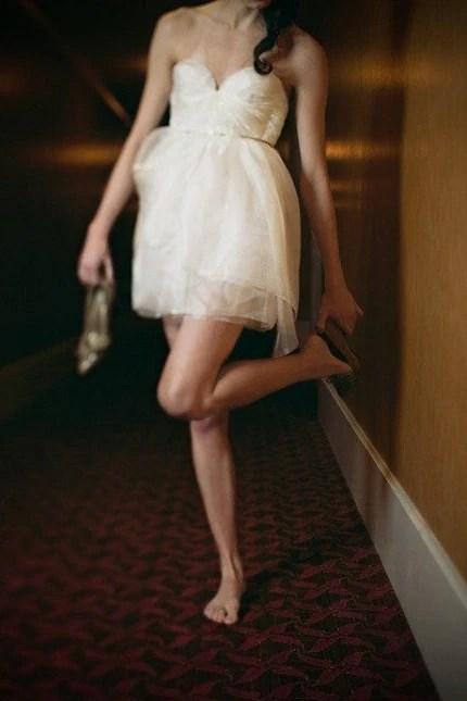 Powdered Sugar Dress by Sarahseven