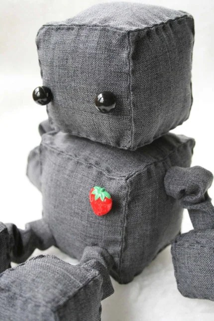 Strawberry Robot