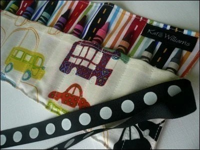 Crayon Holder Traffic Jam