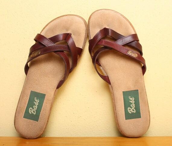 Vintage Thong Sandals