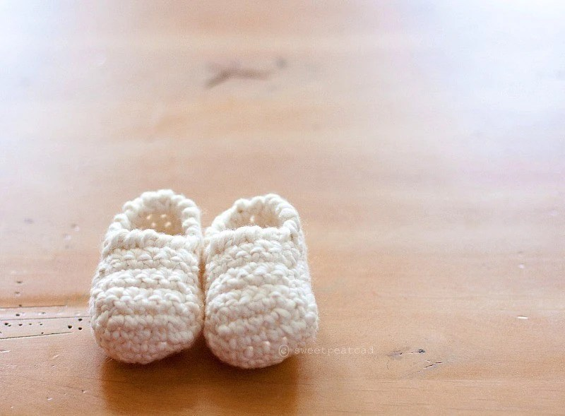 Organic Booties for Newborn