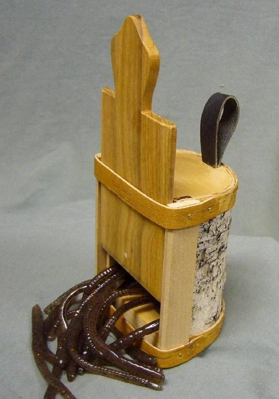 Nordic Fishing Worm Box