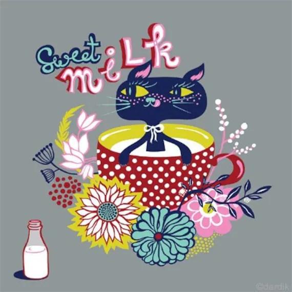 Sweet Milk by Helen Dardik