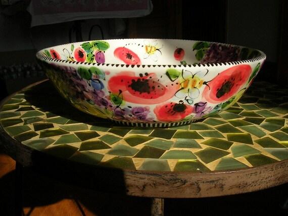Garden Delight Bowl