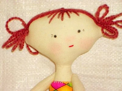 Mable the Sweet prim doll