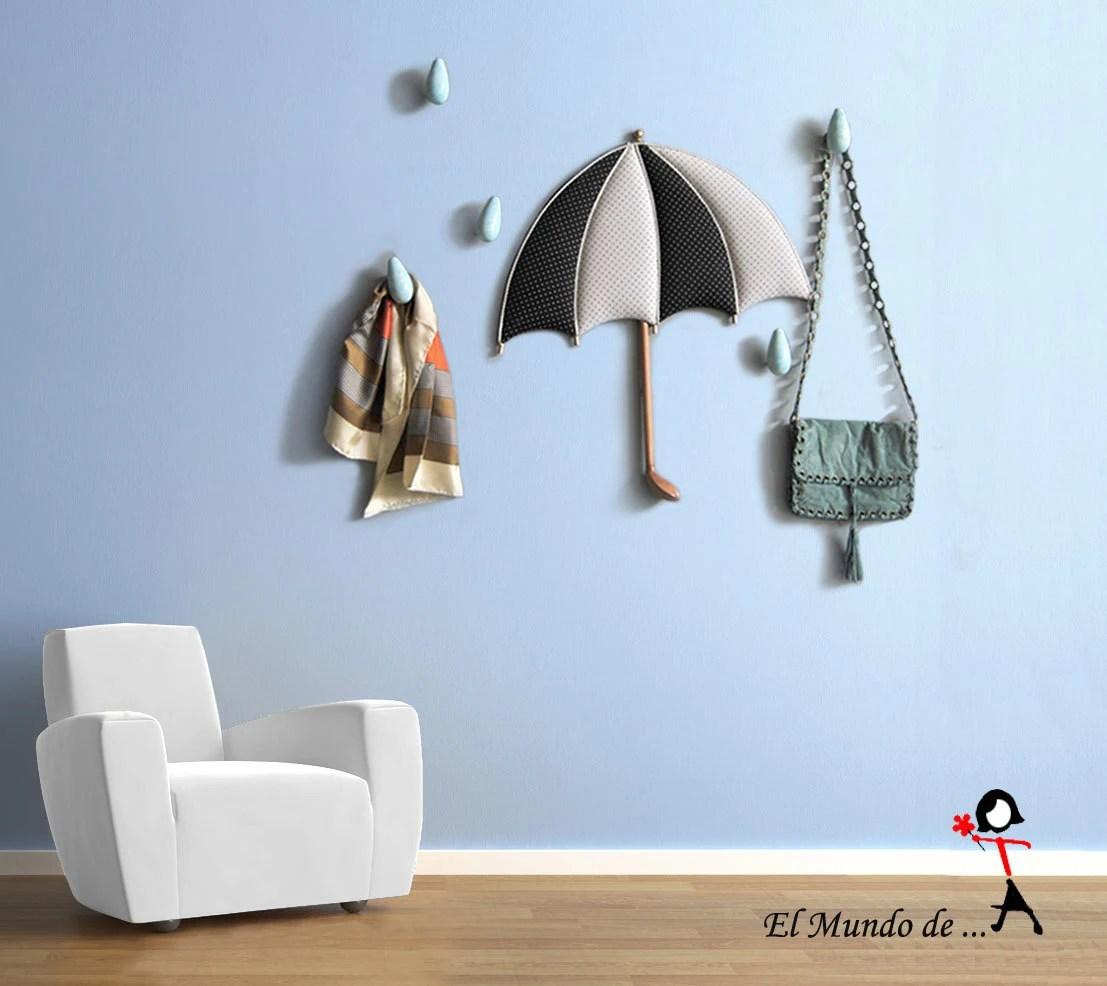 Colgador- Paraguas