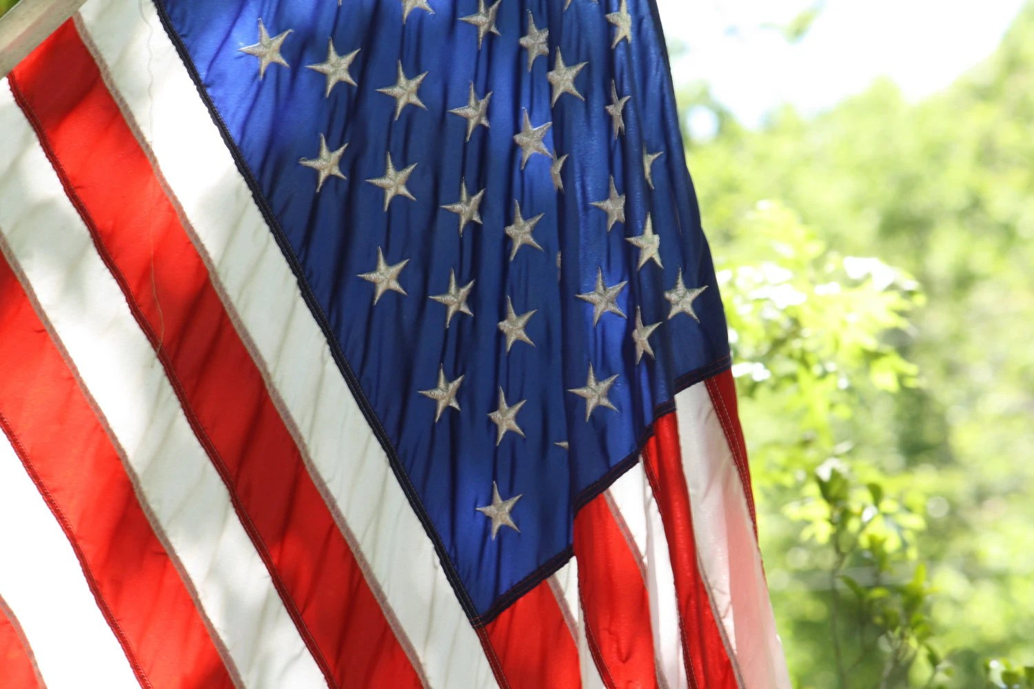 American Flag - Color