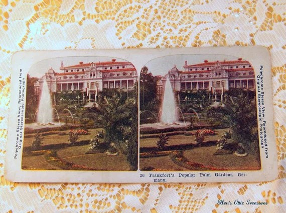 VINTAGE - Antique Stereoscope Cards - Stereoviews
