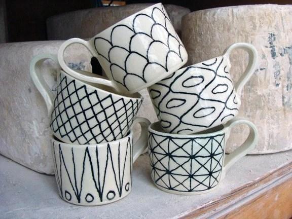 grilles low mug