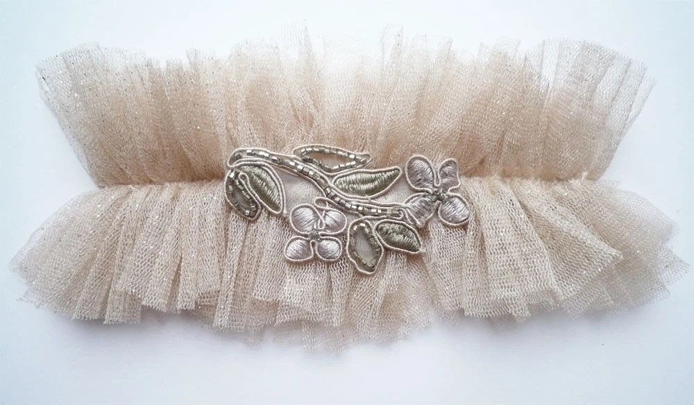 Tell Me How To Make This Garter…
