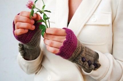 CUSTOM Cashmere Spectator Gloves