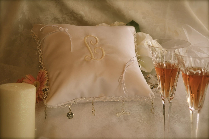 Wedding Charm Pillow