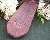 RIP Coffin Vase for Halloween