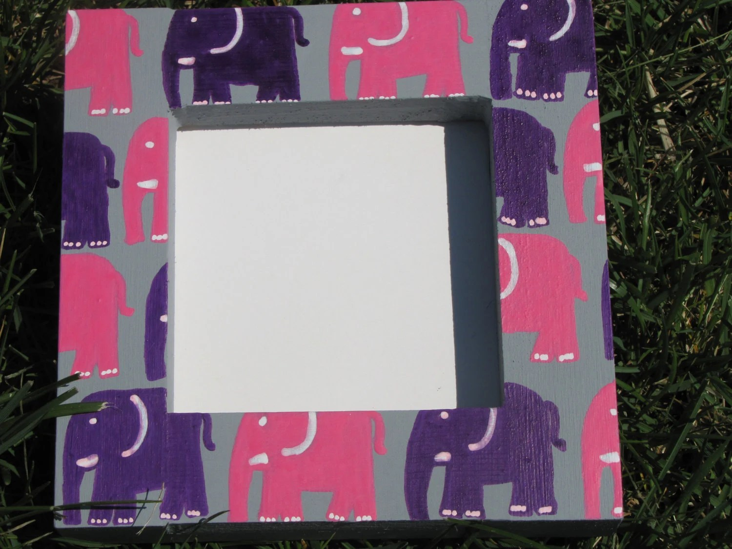 Elephant Picture Frame