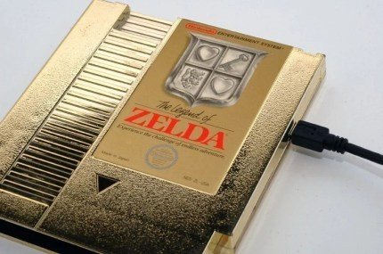 NES External Hard Drive - The Legend of Zelda - 640GB