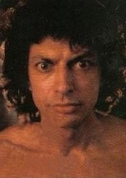 Jeff Goldblum Is Watching You Sleep Pillow