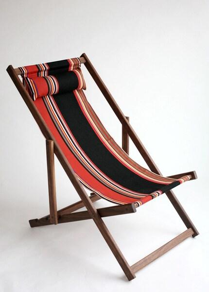Jericho Beach Deckchair