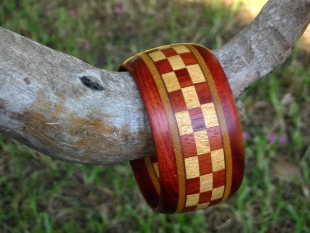 Native American Inspired Bangle