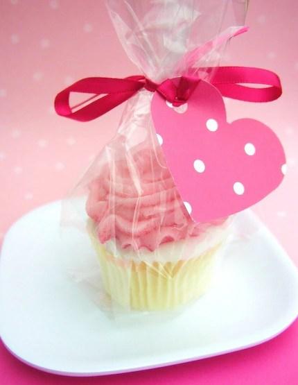 Pink Sugar Cupcake Soap