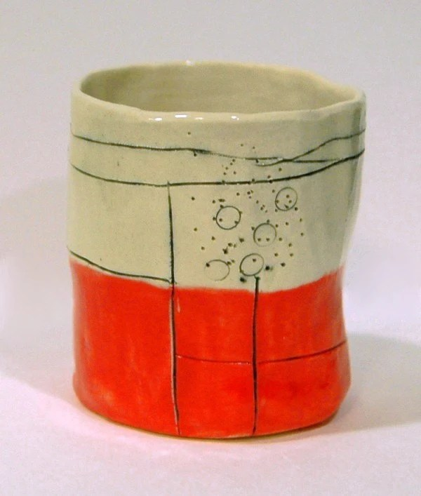 Simply Red.....One Small Teacup