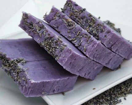 Lavender Fields Olive oil Soap Bar (VEGAN Friendly)