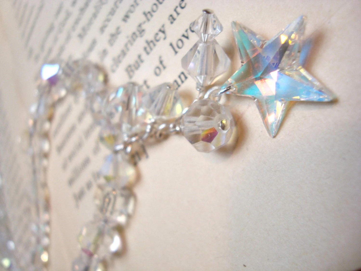 Just Like a Star in the Sky Necklace