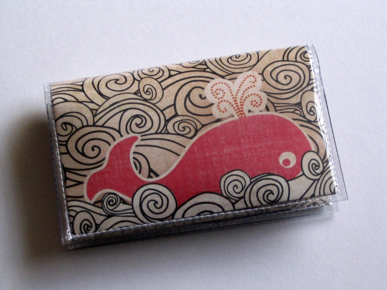 Design your own Quick Snap Cardholder