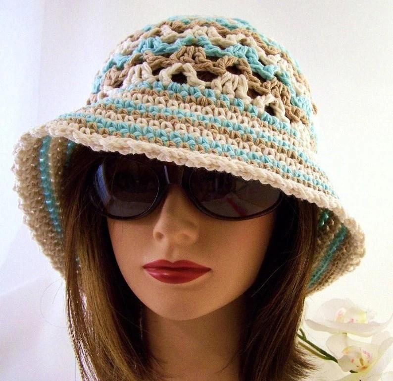 Star Top Beach Hat