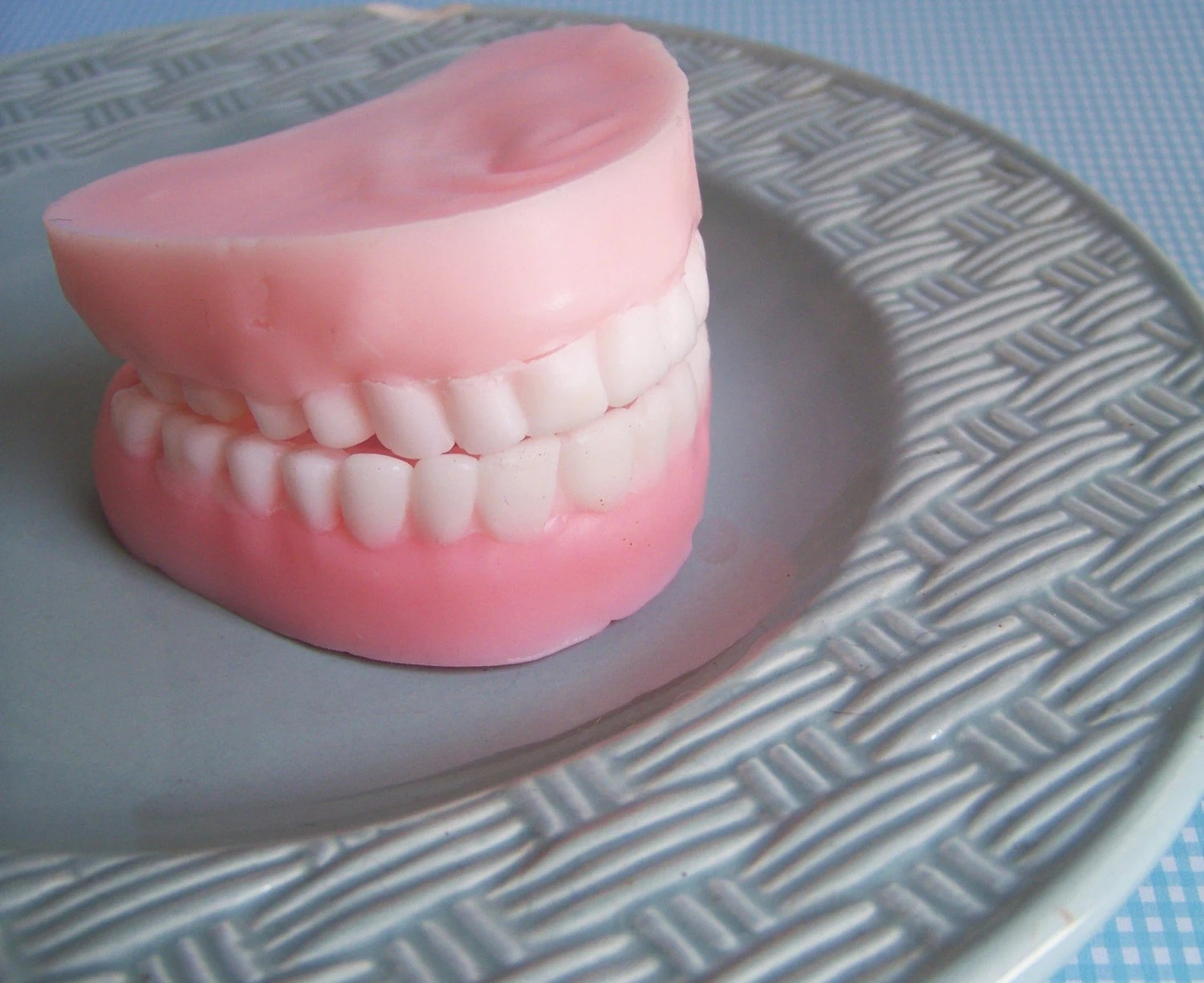Peppermint Denture Soap Set $4.00