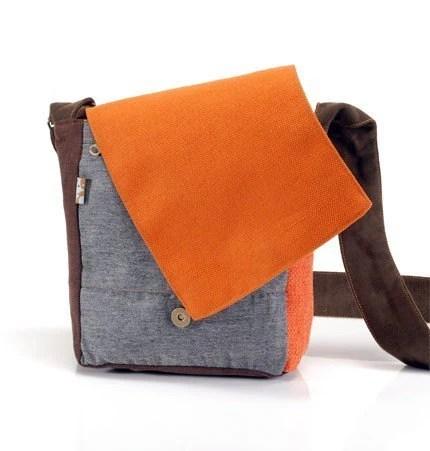 Junior Bag - Orange Feel