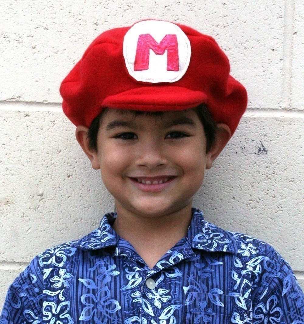 Most popular item- Mario Hat