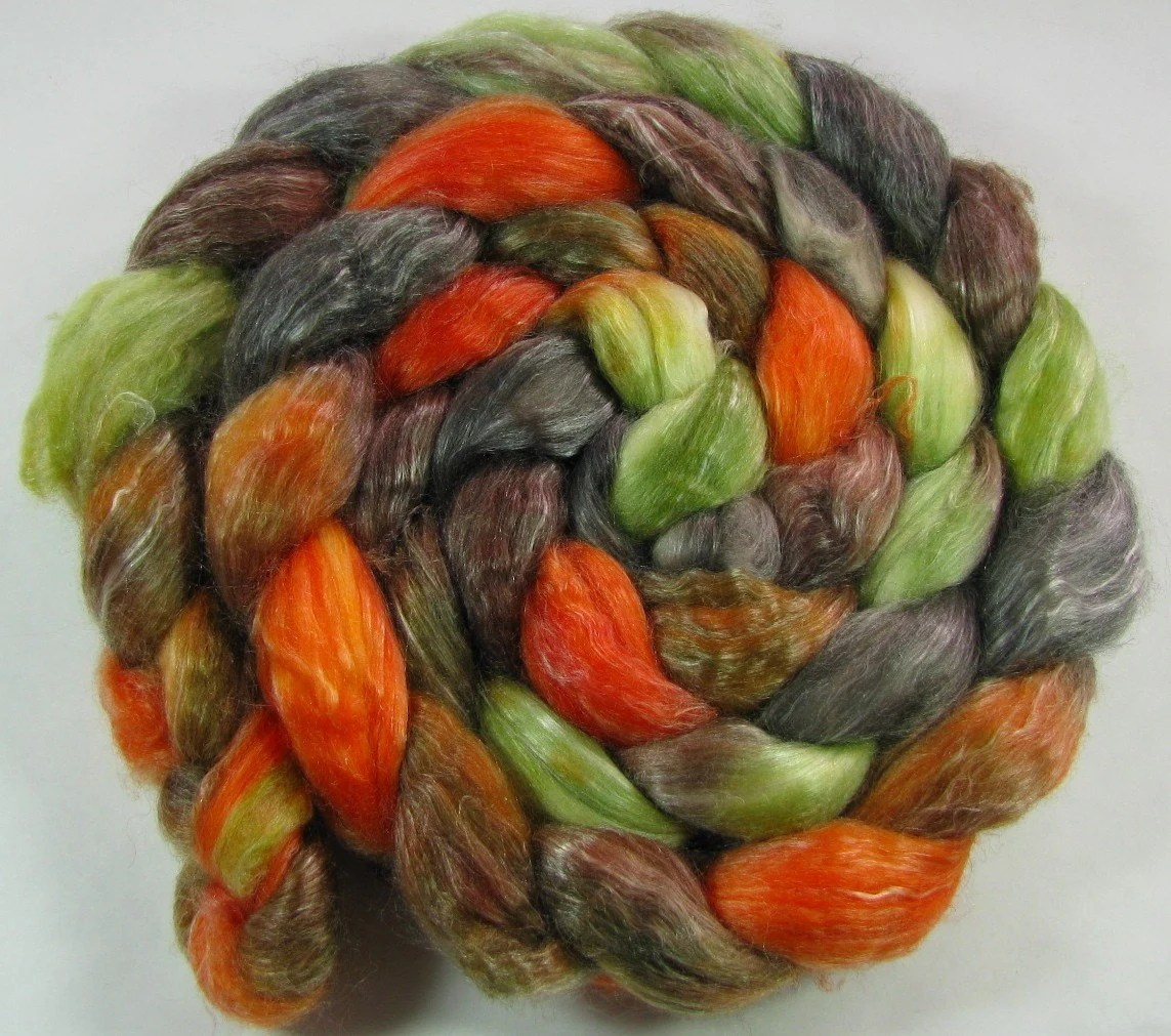 Autunno ~ 50% Superwash Merino, 50% Tencel