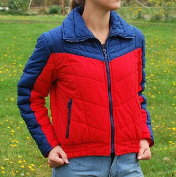 Vintage Puffy Ski Jacket