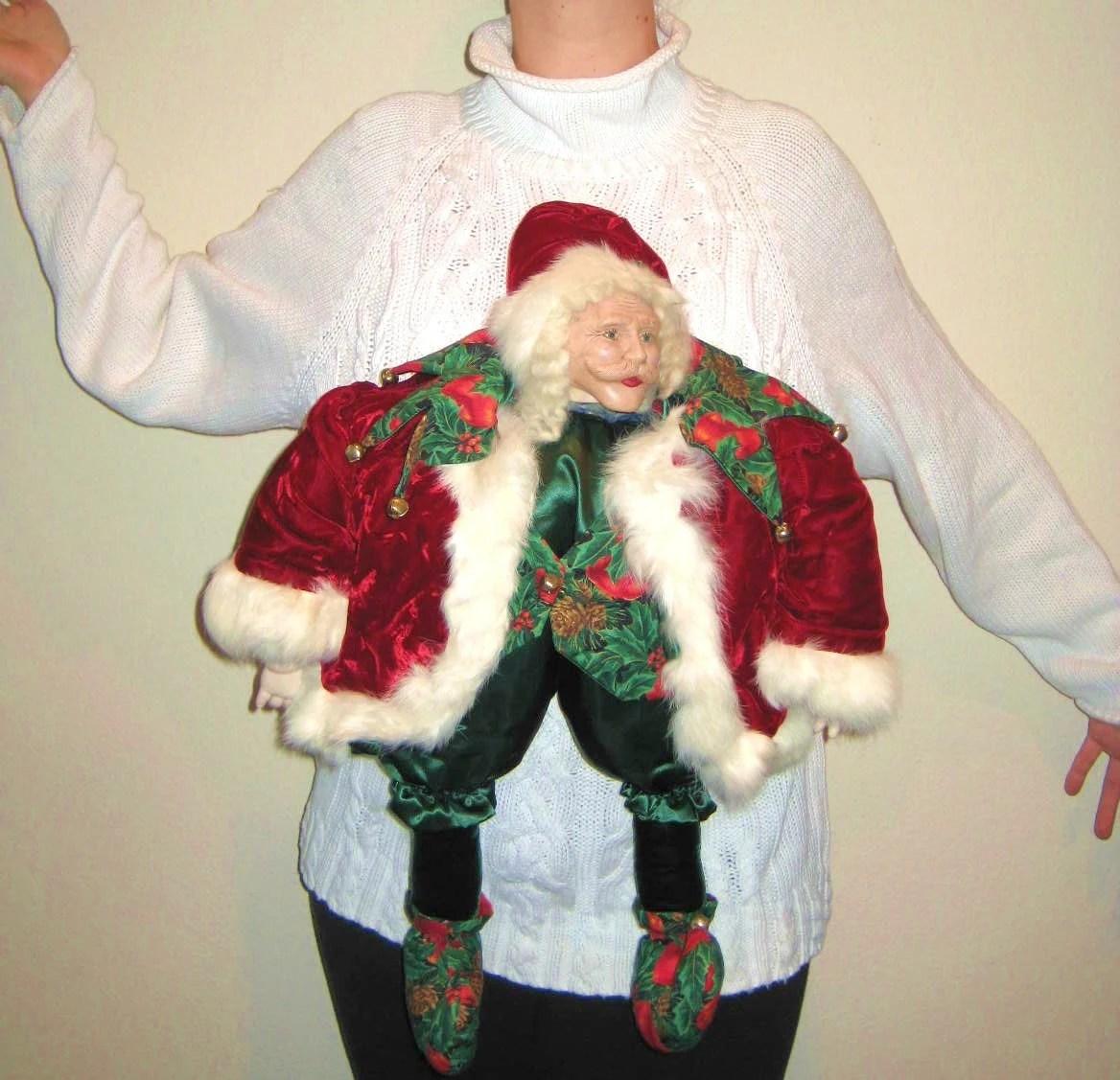 A Santa Quatto!